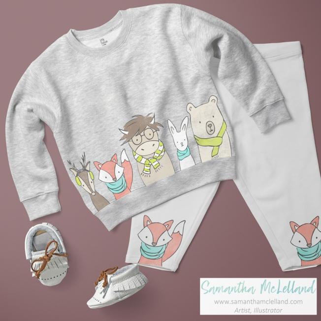 woodland-sweatshirt